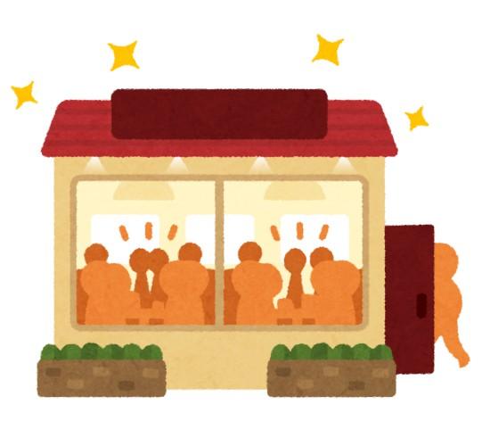 【悲報】政府「緊急事態宣言は解除するが、飲食店には引き続き時短してもらう」