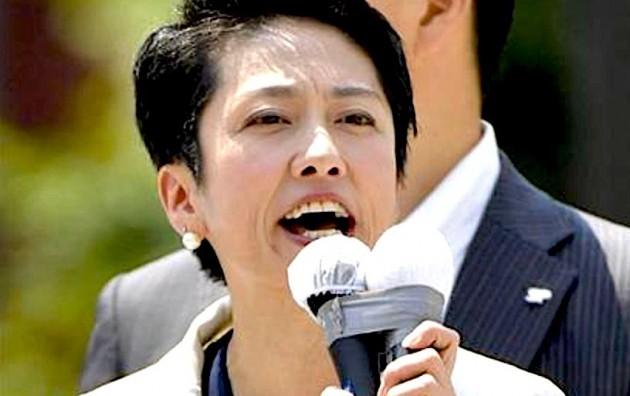 蓮舫「都民ファーストの会は小池さんに反対の意見は言えないが民進党なら議論できる」とアピールへ
