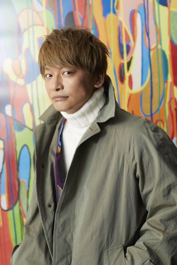 香取慎吾のアート活動に4000時間密着、個展直前特番をTBSで2月24日放送