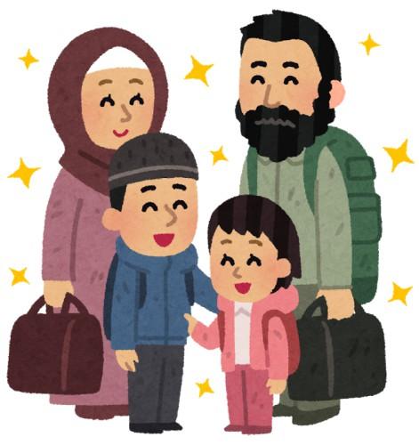 モーリー・ロバートソン 「日本は数千万人ぐらいの外国人に日本国籍を与え移民大国になることが良い」