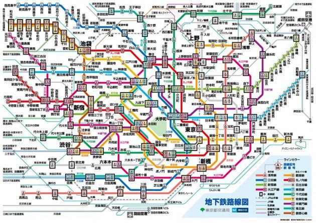 路線図オタクなんだけどこれも鉄道オタクの一種なのかな