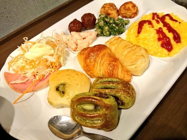 ビジホの朝食、ガチで最高