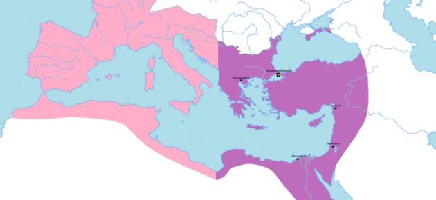 東ローマ帝国さん「世界史で影が薄いって弱すぎるって意味だよな」
