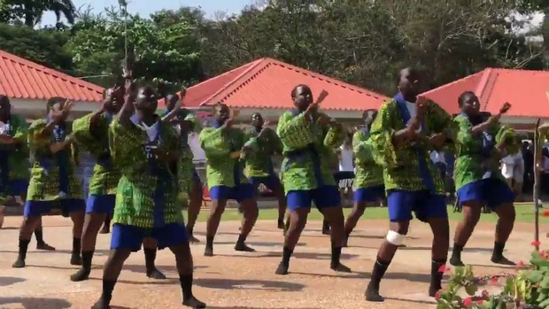 ガーナの「よさこい祭り」が独自の変化を遂げる! これもう別物だろ