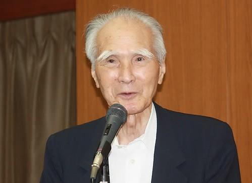 村山富市94歳、まだまだ元気! 「私の言動が少しでも世の中の役に立てば」「平和憲法を守り抜く」
