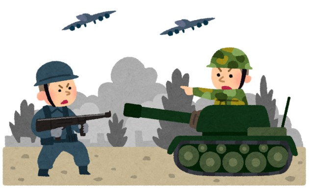 「他国が攻めてきたら日本国民は無抵抗で降伏、そこから政府が交渉。その方が戦争するより被害は少ない」←論破できんの?