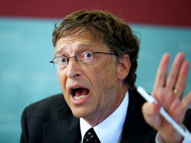 ビル・ゲイツが戦慄発言「15年以内に犠牲者3000万人のパンデミック発生」!