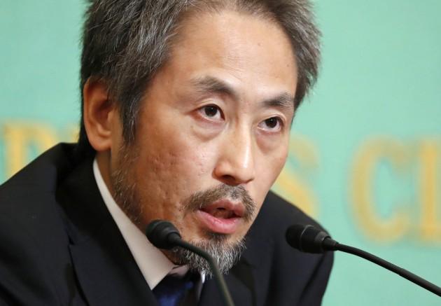 安田純平さん 警視庁と外務省から5時間聞き取り調査受ける