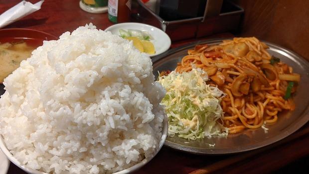 【画像】こういうのでいいんだよスパゲッティーナポリタン