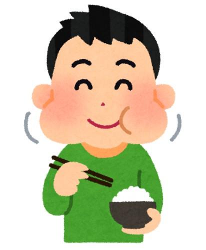 糖質制限失敗俺、米のうまさに感動する