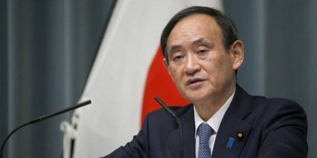 菅官房長官「県民投票の結果が移設工事に影響することはまったくない」投票は予算の無駄遣いへ