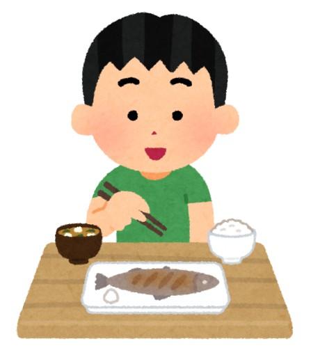 一人暮らしの男は魚食わないってマジ?