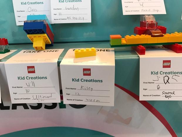 12歳の少年がとんでもないレゴ作品を提出してしまう