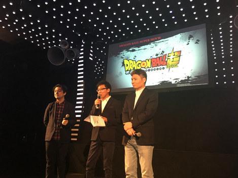 ドラゴンボール、劇場版「超」が世界公開へ