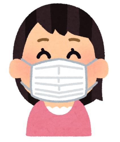 日本「ワクチン打ってもマスクします」