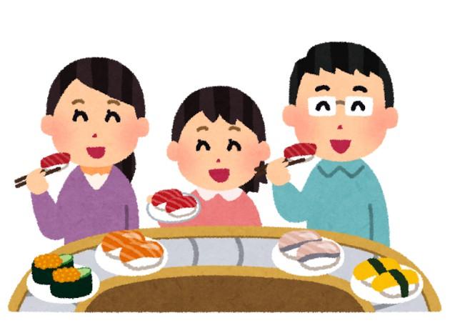 寿司の醤油の付け方