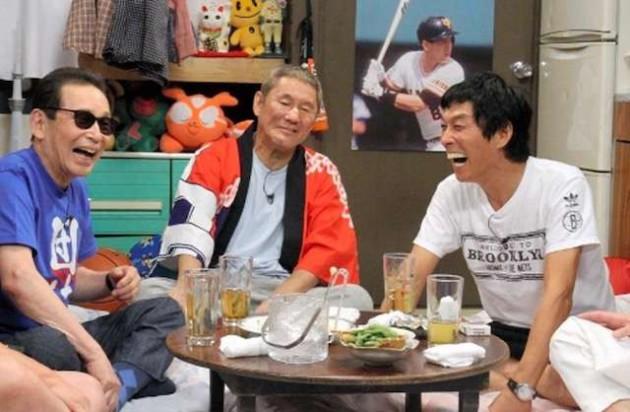 タモリさんまたけしの中でおじいちゃんに居たら嬉しいのは誰?
