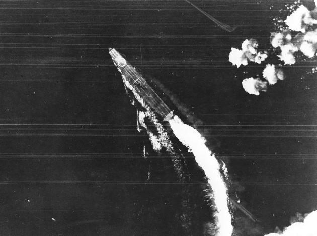 もしミッドウェー海戦で日本が圧勝してたら