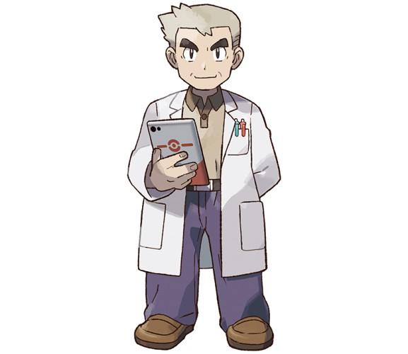 オーキド博士って何してる人なの?