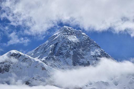 エベレスト、86センチ高くなる