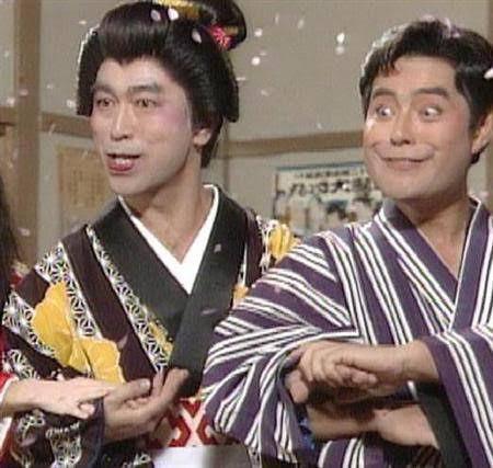 お笑いBIG3に加藤茶と志村けんが入ってない理由