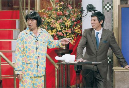 明石家さんま 恋からで松本人志と共演の画像