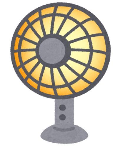 部屋を暖めるにはハロゲンヒーターとエアコンどっちが効率いいの?