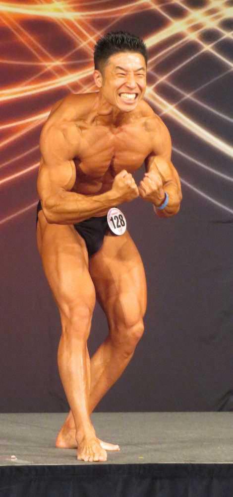 【画像】 なかやまきんに君(42)、ボディビル大会75kg超級で初優勝