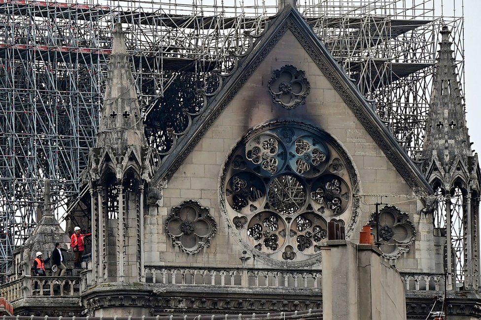 ザビエル記念聖堂 火災原因