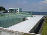 横須賀美術館からの眺め