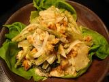 かぶ煮サラダ