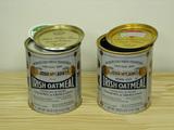 オートミール缶