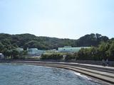 ボードウォークから横須賀美術館