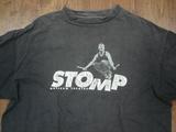 STOMP T 黒
