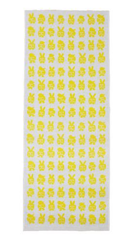 手ぬぐい1黄色