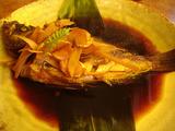 煮魚(めばる)