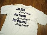 live longer Tシャツ