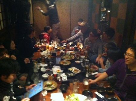 宴会っ!!