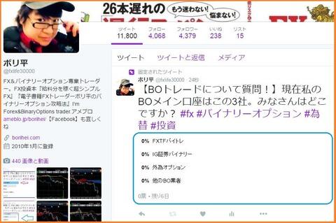 Twitterアンケート4