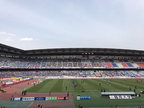 【EZインベストメント証券】横浜マリノス日産スタジアム318