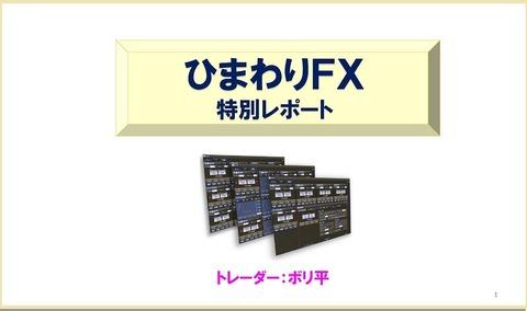 ひまわりFXレポート