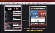 フォレックストレードの自動逆指値注文ツール