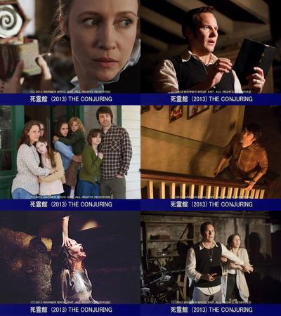 <死霊館のキャスト>画像@映画の森てんこ森▼クリックで<死霊館のキャスト>画像を800x900に拡大
