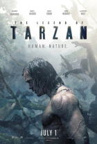 映画『 ターザン:REBORN (2016) THE LEGEND OF TARZAN 』ポスター