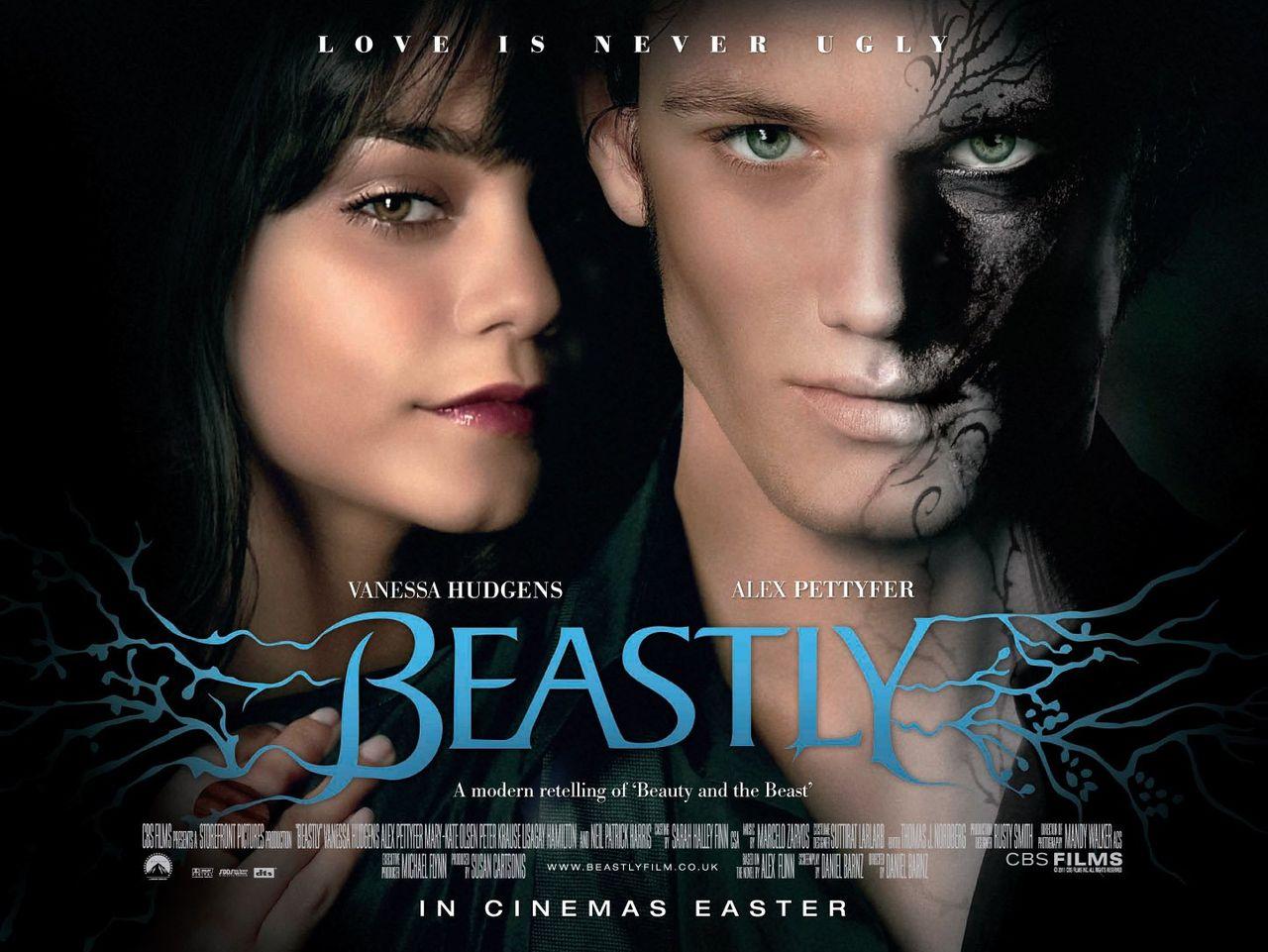映画『ビーストリー BEASTLY』ポスター(1)