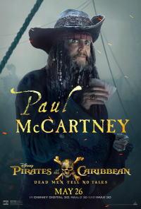パイレーツ・オブ・カリビアン/最後の海賊ポスター04画像 ▼画像クリックで拡大します@映画の森てんこ森