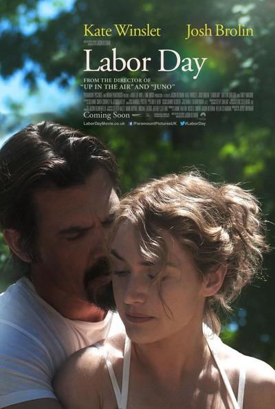 映画『とらわれて夏 (2013) LABOR DAY』ポスター(1) ▼ポスター画像クリックで拡大します。