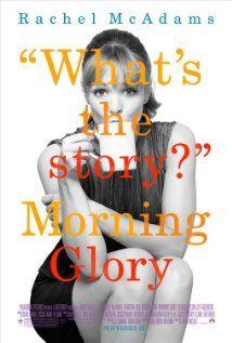 映画『 恋とニュースのつくり方 (2010) MORNING GLORY 』ポスター