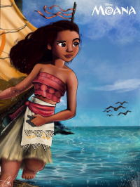 モアナと伝説の海ポスター05画像▼画像クリックで拡大します@映画の森てんこ森