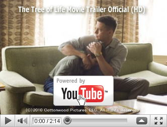 ※クリックでYouTube『ツリー・オブ・ライフ THE TREE OF LIFE』予告編へ